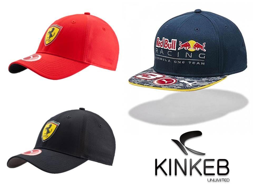 Gorra Puma Ferrari Y Red Bull Ferrari Gorra Red Bull