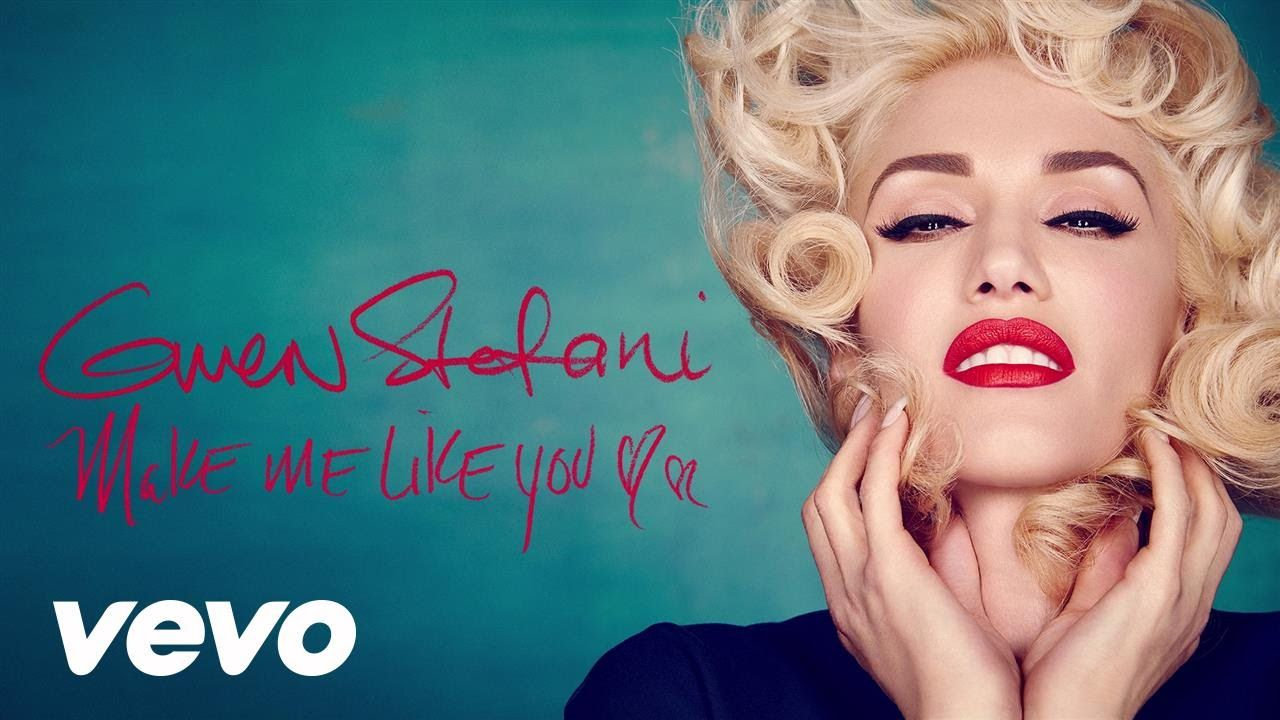 Gwen Stefani - Make Me Like You (Audio)