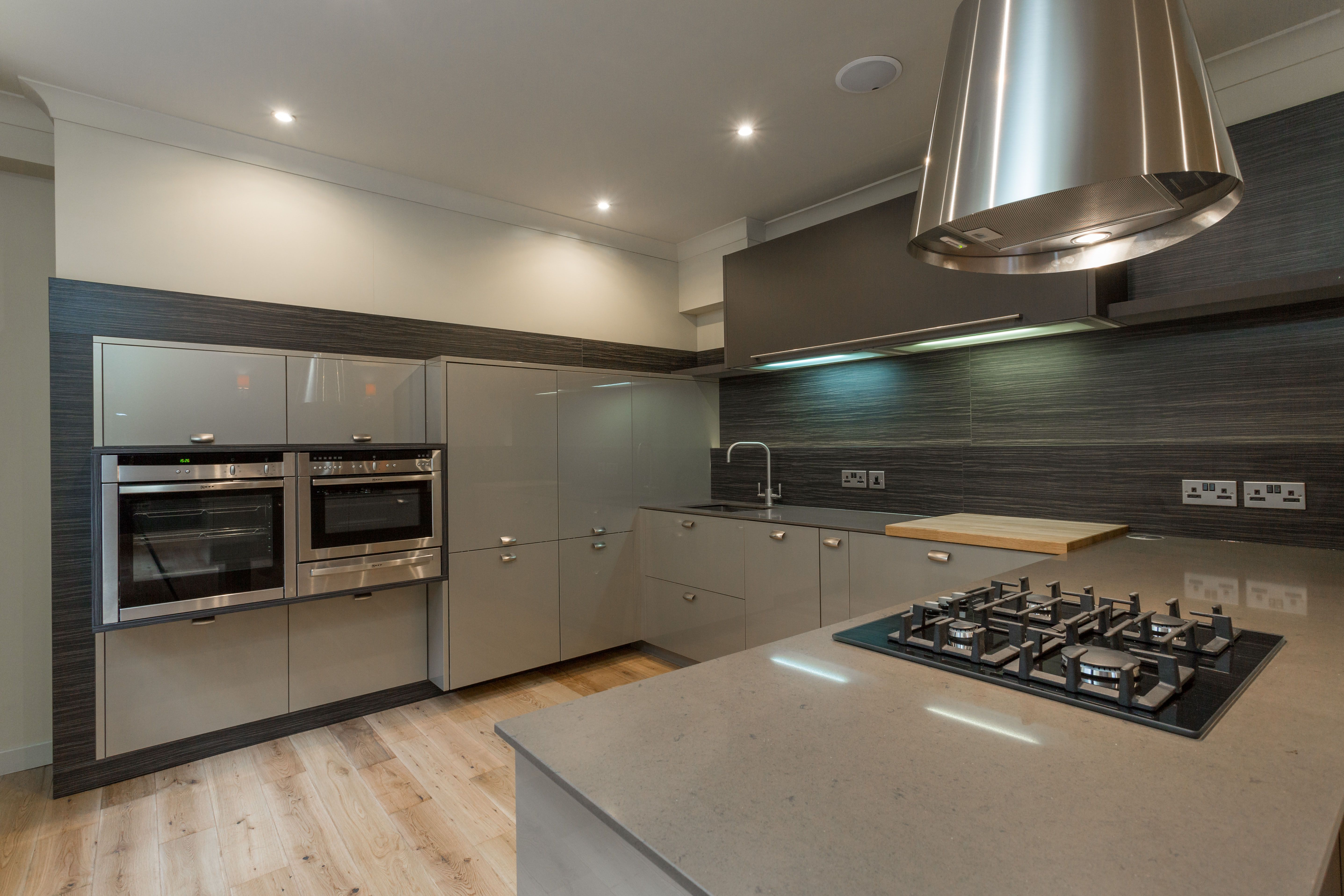 Development Direct, Edinburgh. Neff kitchen appliances - Microwave ...