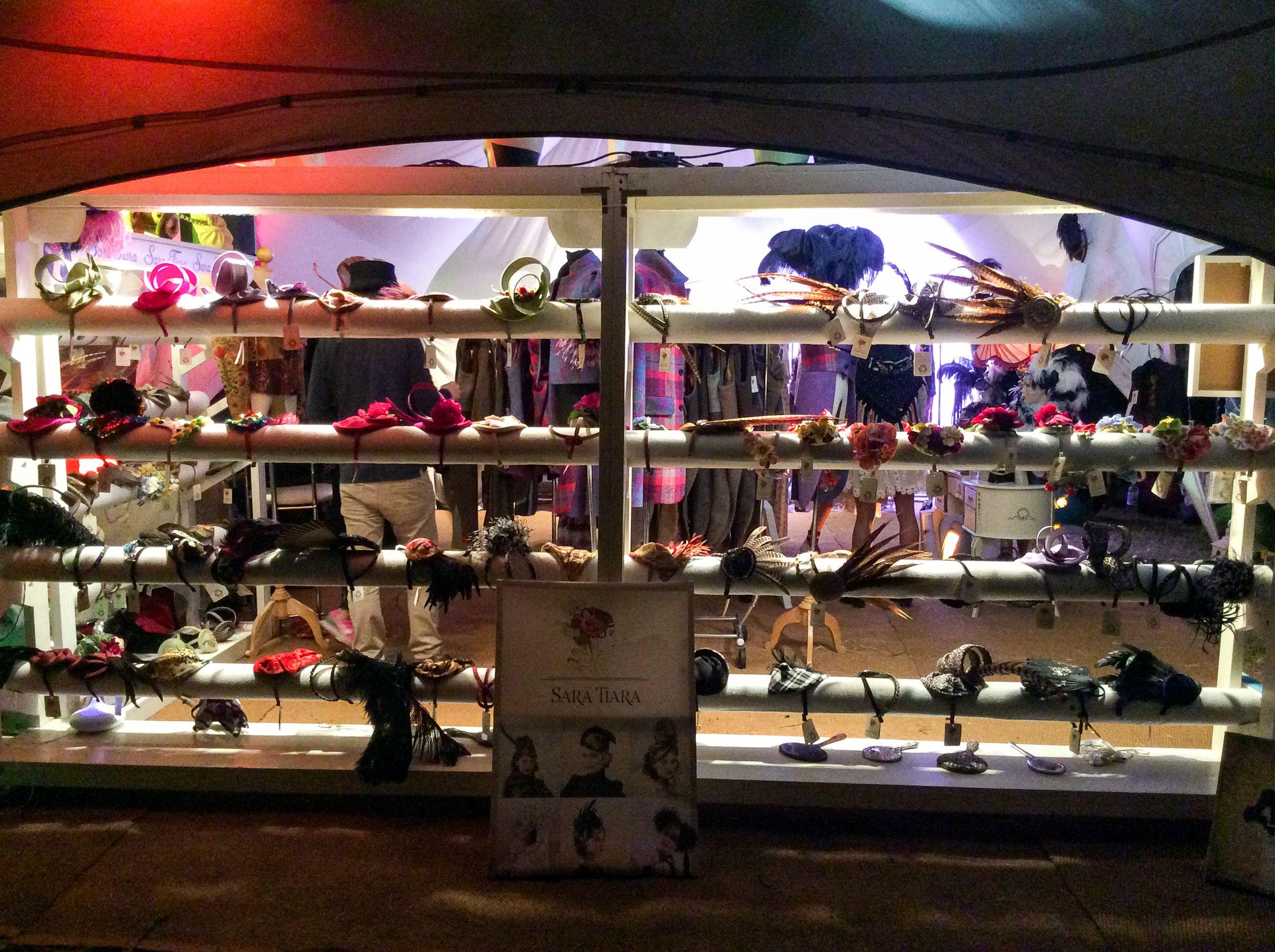 #BehindTheScenes #SaraTiara #WildernessFestival #WildernessFestival2015 #FestivalHeadwear #FestivalHeaddress #FestivalsUK