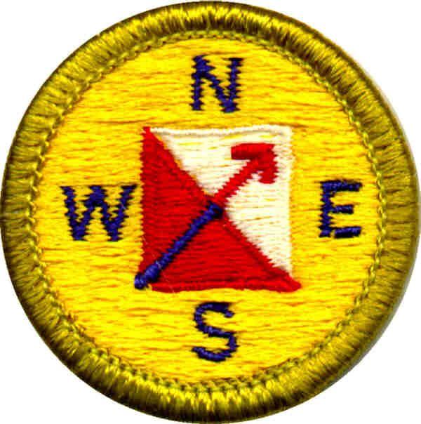 Scout Orienteering: merit badge | Guides &amp- Scouts | Pinterest ...