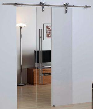 Puertas correderas de cristal puertas de cristal - Correderas para puertas corredizas ...