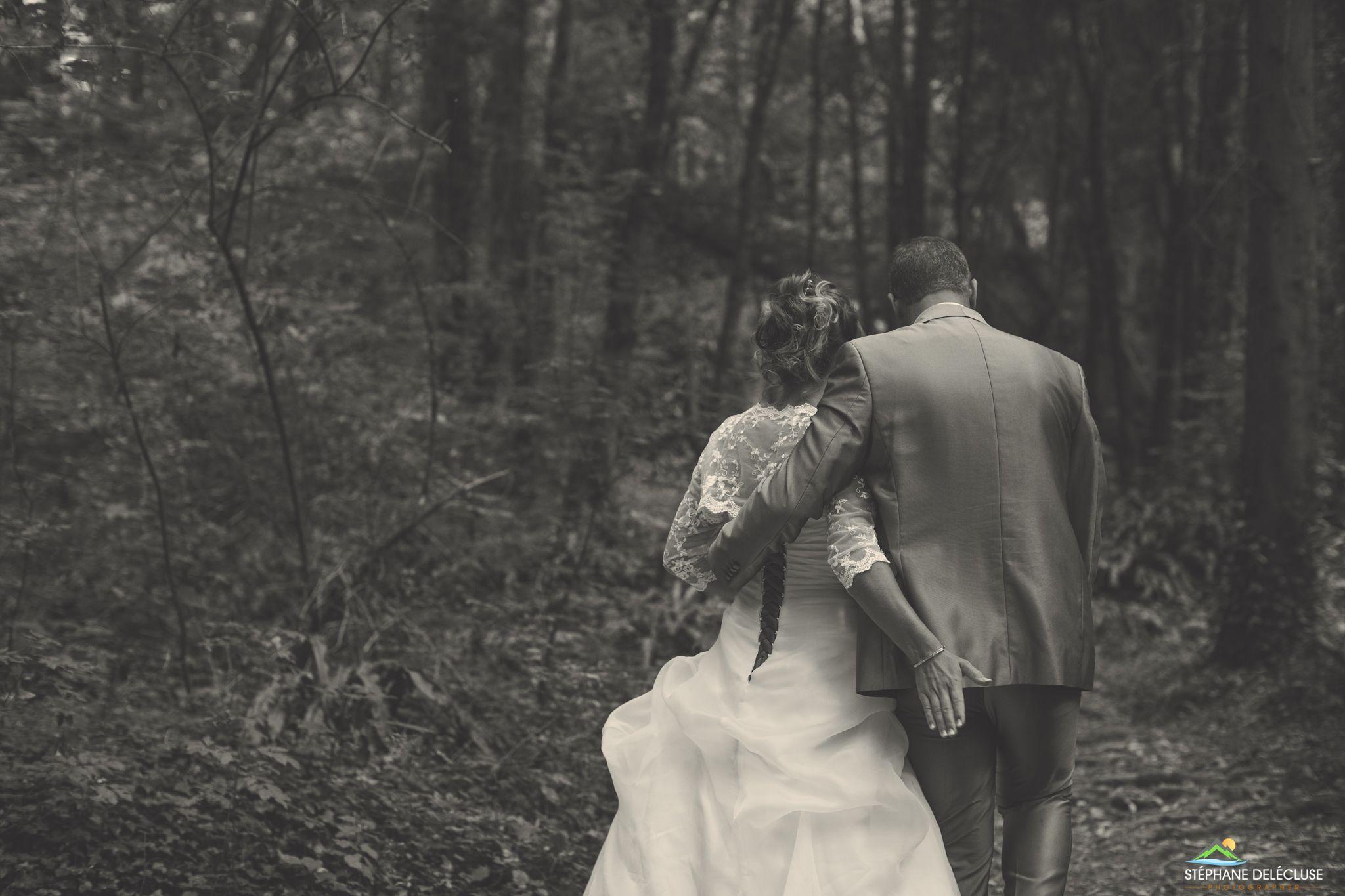 Petit moment lors du shooting couple.