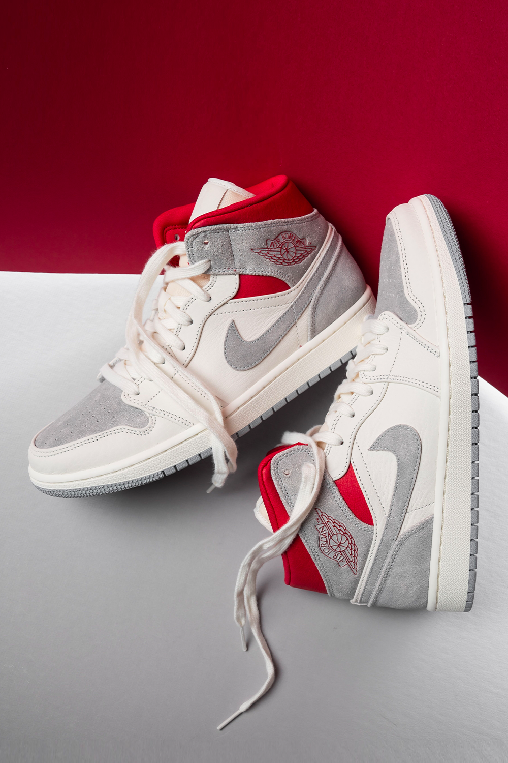 Air Jordan 1 Mid SNS Anniversary in 2020 (With images