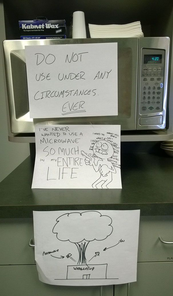 103 Pive Aggressive Office Notes