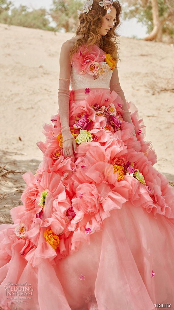 Red wedding dress and other bridal ideas are you looking to have
