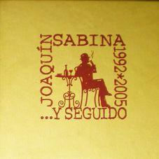 Tapa del ...Y SEGUIDO (1992-2005) - Joaquín Sabina
