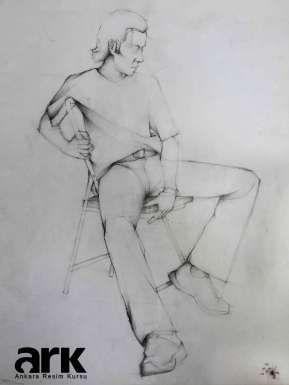 Desen Ve Imgesel çalışmaları Desen çalışmaları Figure Sketch Art