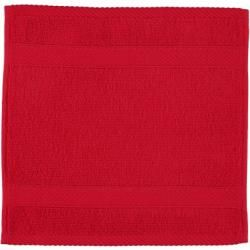 Photo of Egeria Handtücher Diamant china red – 270 – Seiflappen 30×30 cm Egeria