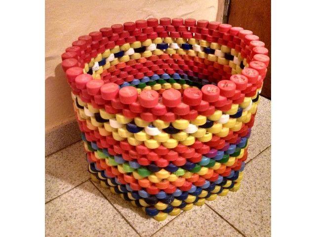 fabriquer objets avec bouchons plastique ws45 jornalagora. Black Bedroom Furniture Sets. Home Design Ideas
