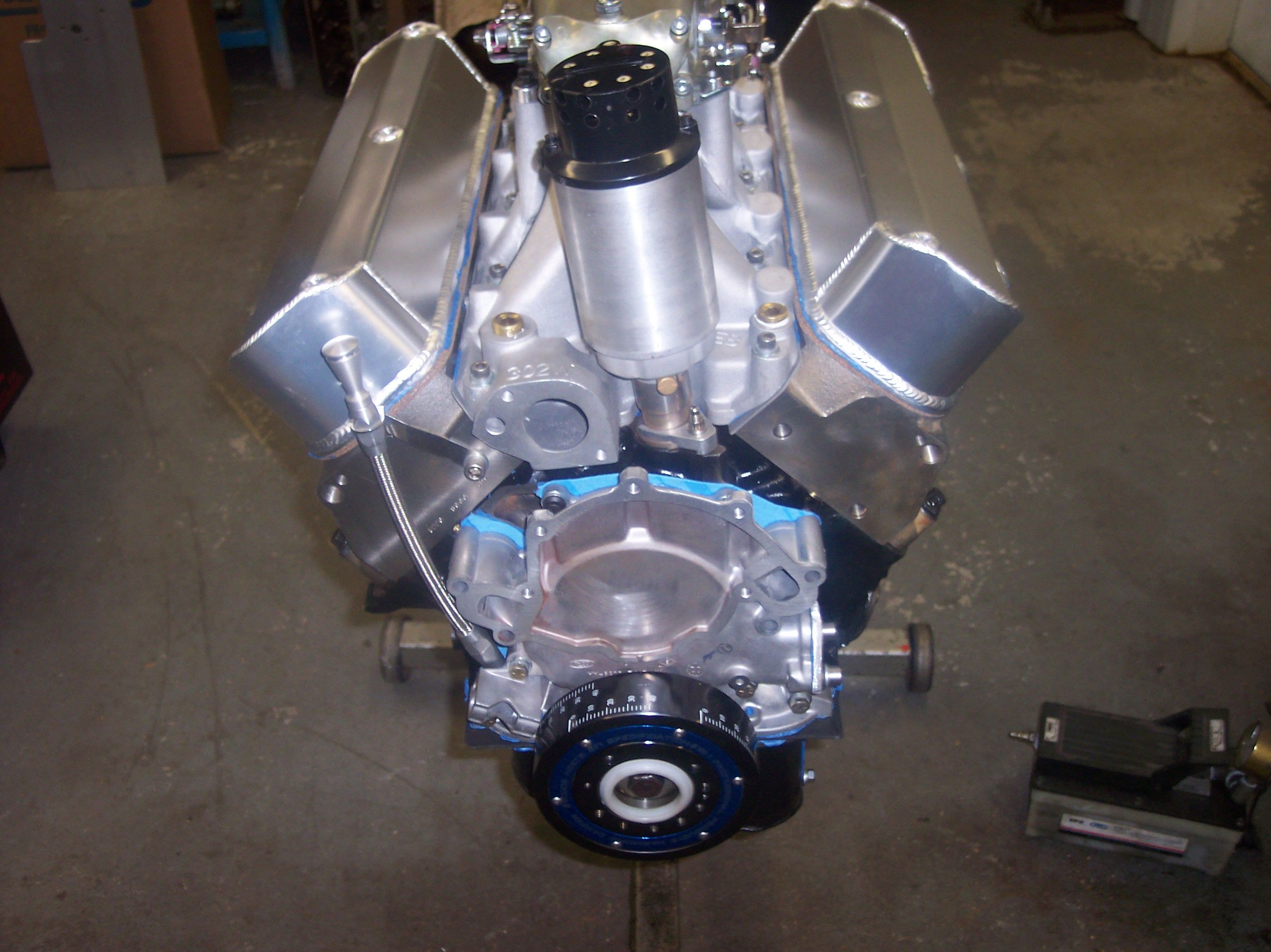 306 ford built for a 305 sprint car | Awesome Engines | Pinterest ...
