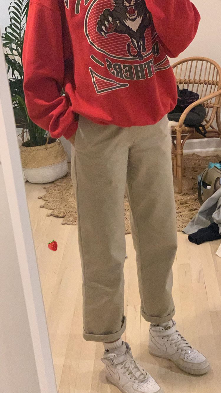 Photo of vintage sweatshirt