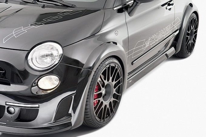 Fiat 500 Sportivo Body Kit By Hamann