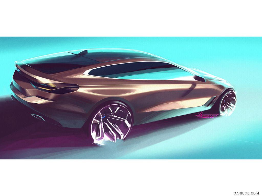 2018 Bmw 6 Series Gran Turismo Wallpaper Bmw Design Concept Car
