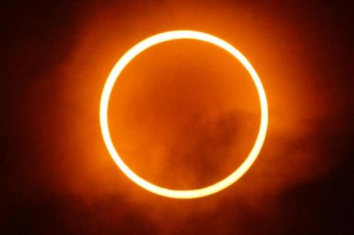 solar eclipse - wow!
