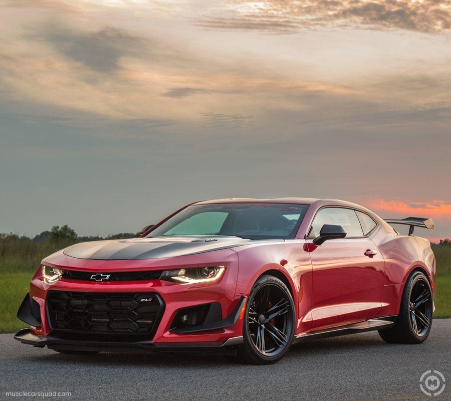 2018 Chevrolet Camaro Zl1 1le Pictures Em 2020