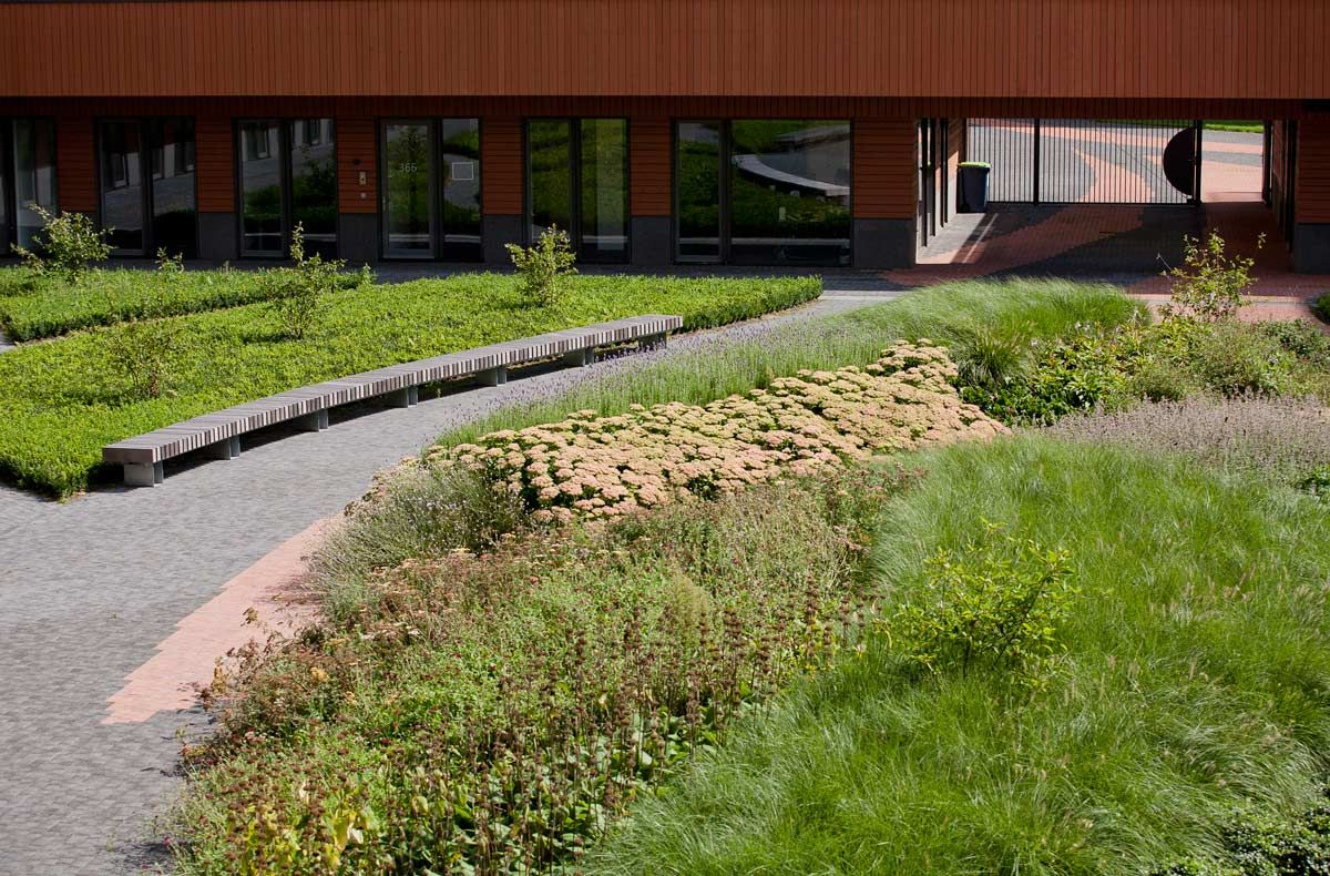 Contemporary Residential Landscape Architecture