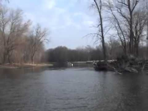 Secret fishing hole revealed. Crick or Creek mouths can ...