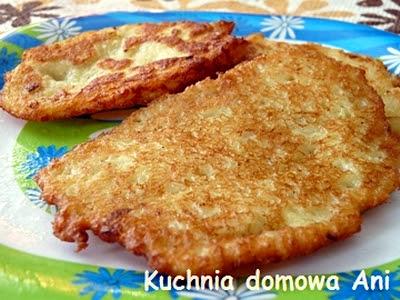 Kuchnia Domowa Ani Placki Ziemniaczane Yummy Dinners Food Eat