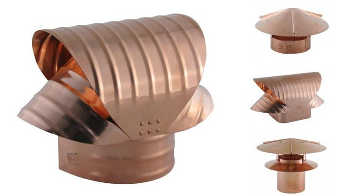Using Copper Chimney Caps For Your Roof Chimney Cap Wood Stove Chimney Copper