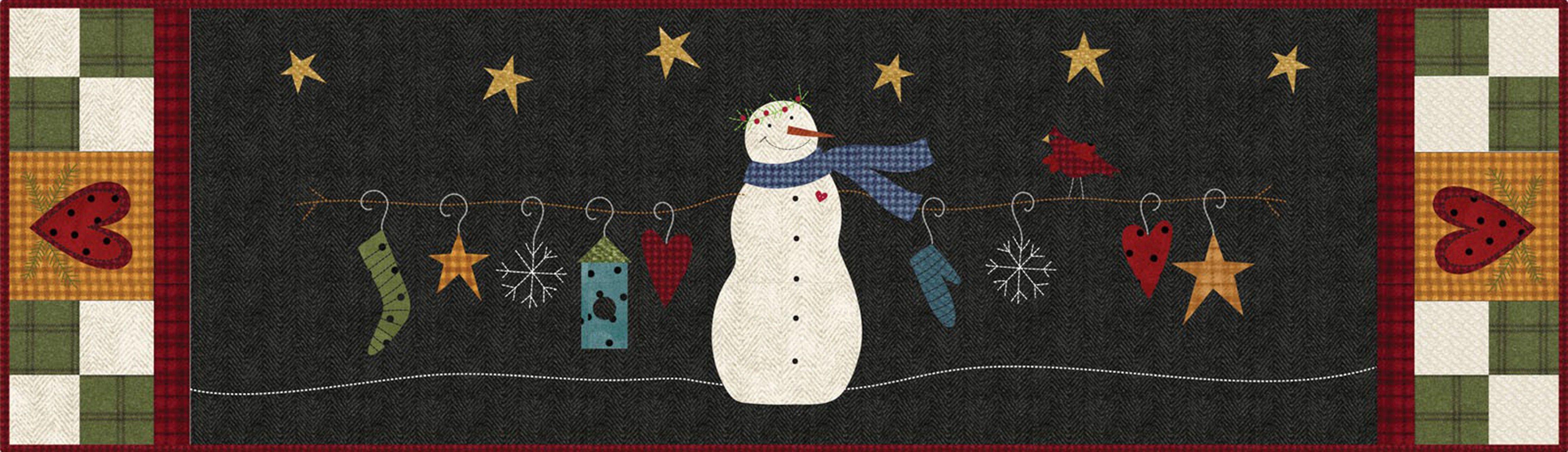 Holiday Tables, Table Runners, Felting, Feltro, Felt Fabric, Needle Felting