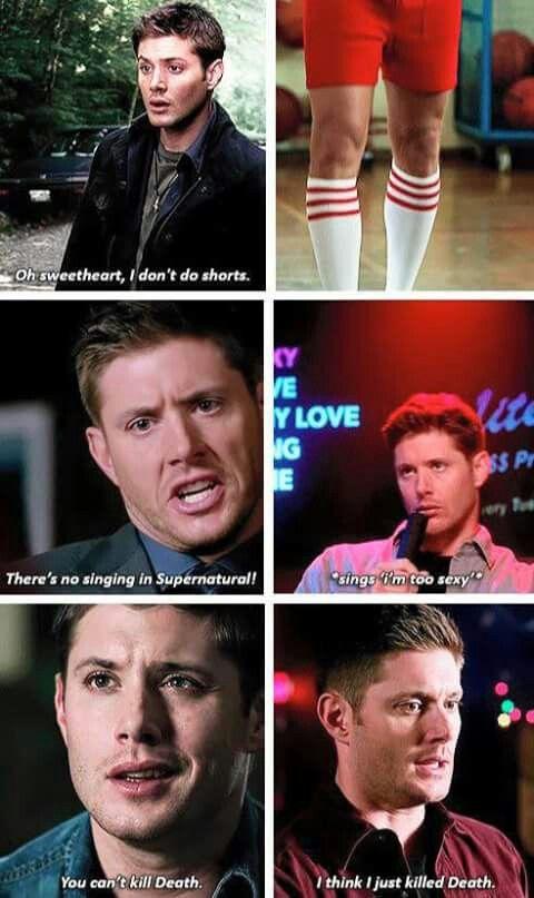 Contradictory Dean