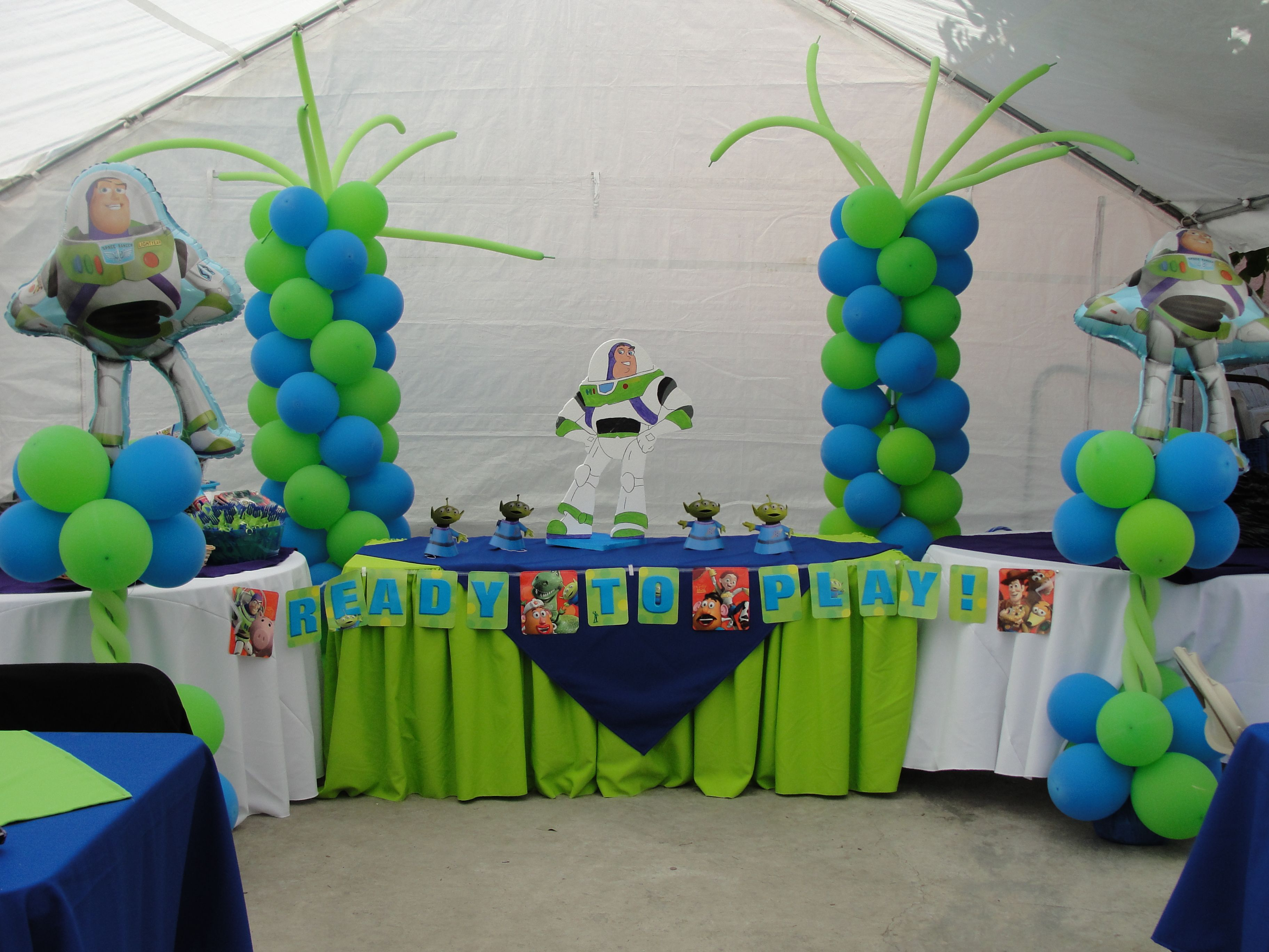 Superb Buzzlightyear Decoration To Infinity And Beyond Party Download Free Architecture Designs Scobabritishbridgeorg