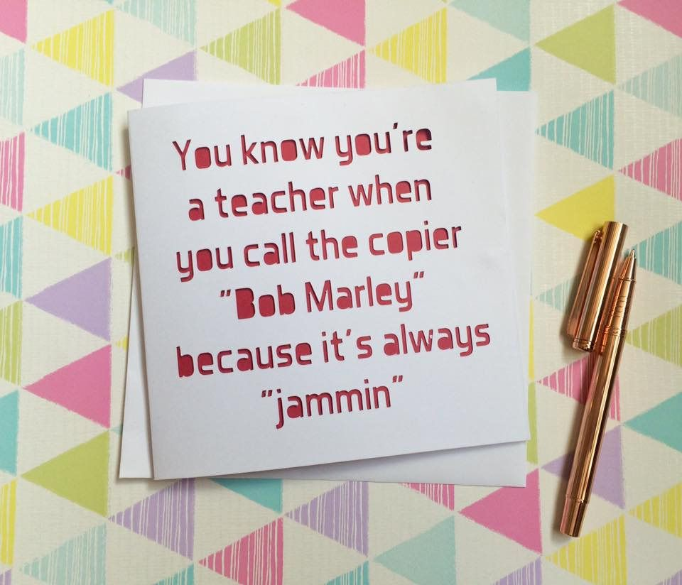 Teacher card funny teacher card male teacher teacher gift teacher card funny teacher card male teacher teacher gift teacher appreciation kristyandbryce Gallery