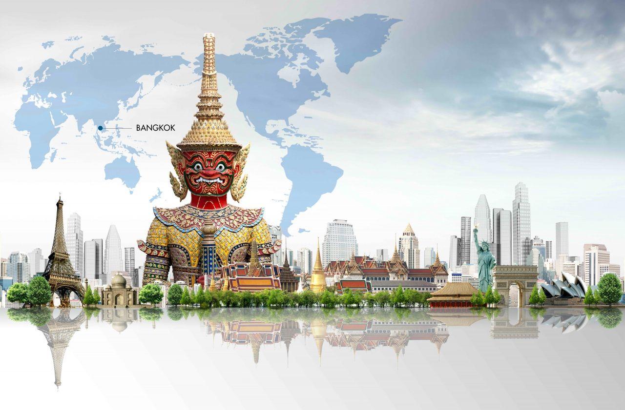 Обои бангкок. Города foto 16