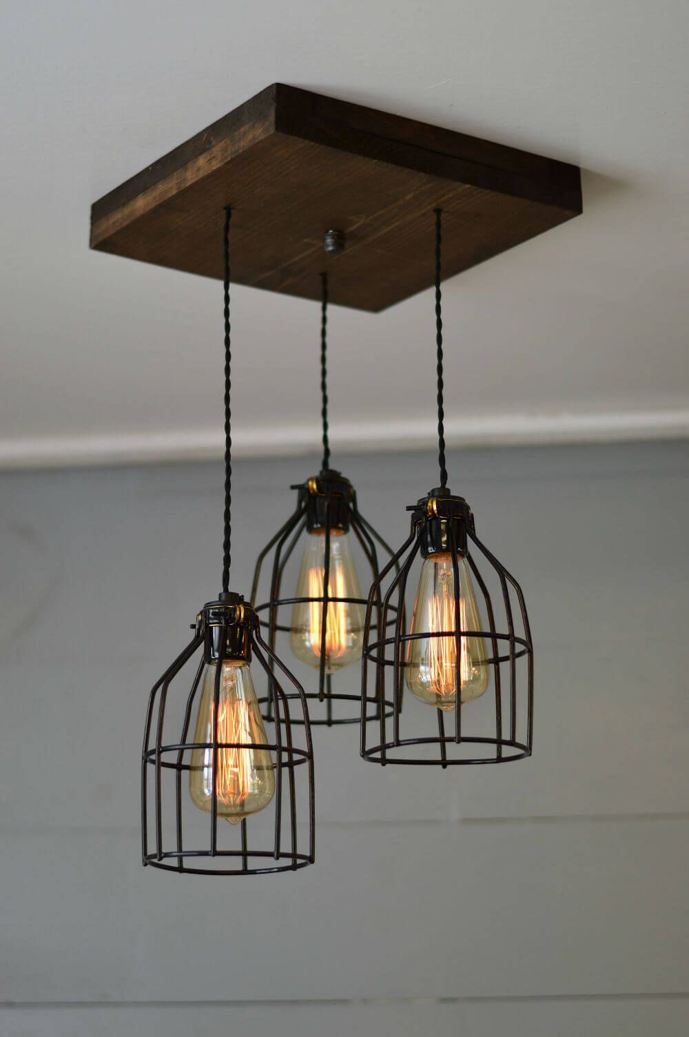 25 Fabulous Rustic Lighting Ideas To Give Your Home A Beautiful