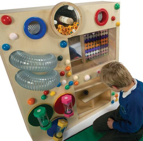Gravity Wonder Wall – Interactive Walls Sensory Toy | TFH USA