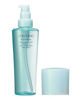 shiseido pureness balancing softener