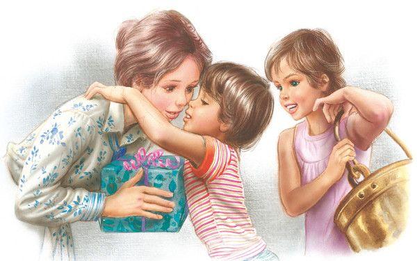 souvenirs enfance avec martine - Page 21   Иллюстрации
