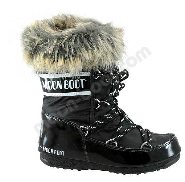 Moon Boot MOON BOOT W.E. MONACO LOW Noir