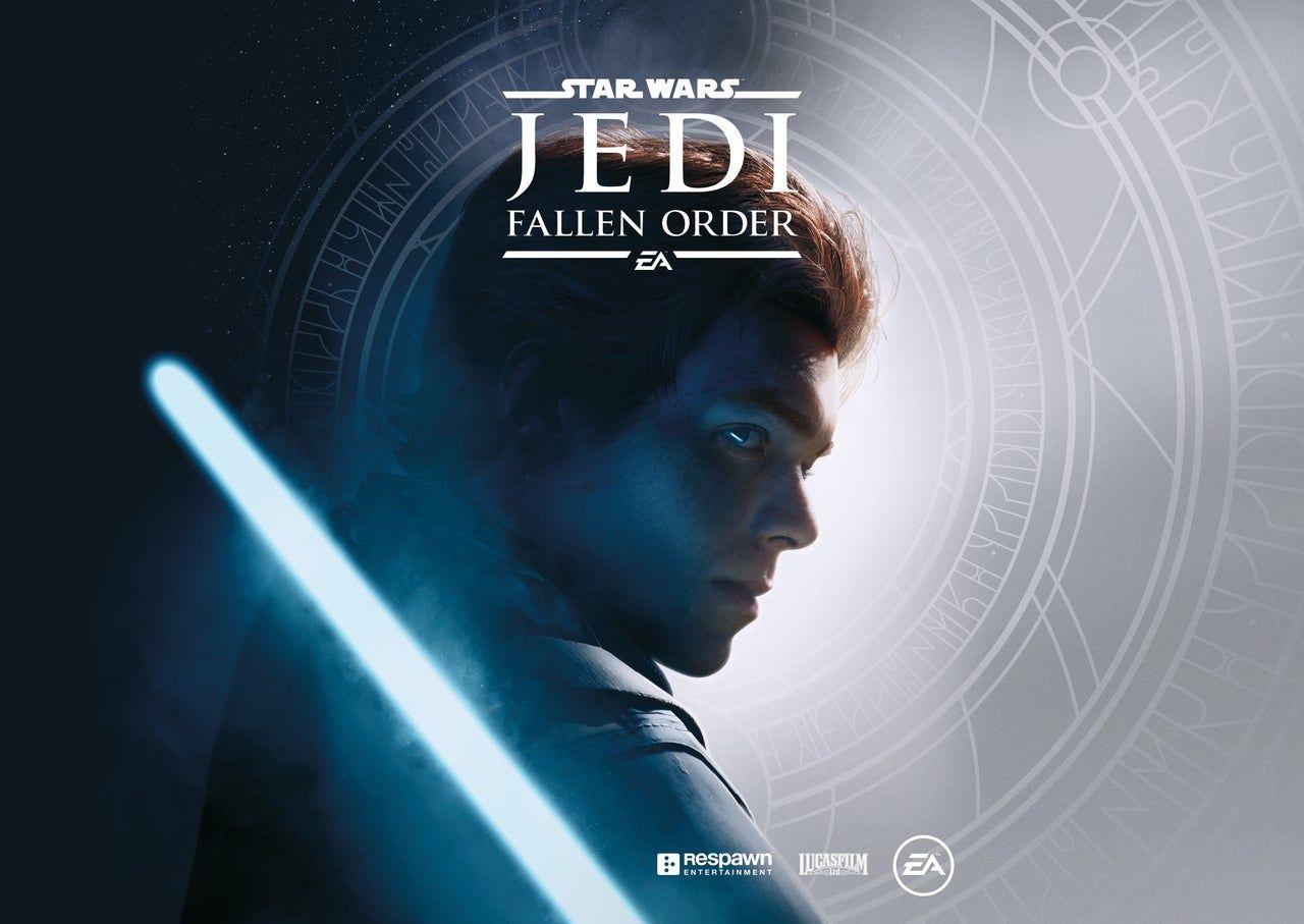E3 Coverage Star Wars Jedi Fallen Order Gameplay Demo 14 Minutes Star Wars Jedi Star Wars Star Wars Video Games