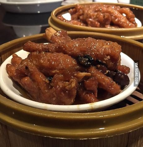 Dim Sum Bbq Chicken Feet Food And Beverage Everything Anything