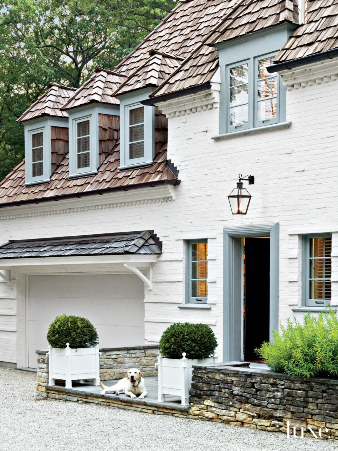 Pin by Shay Antoniades on Painted Brick Exteriors | Pinterest ...