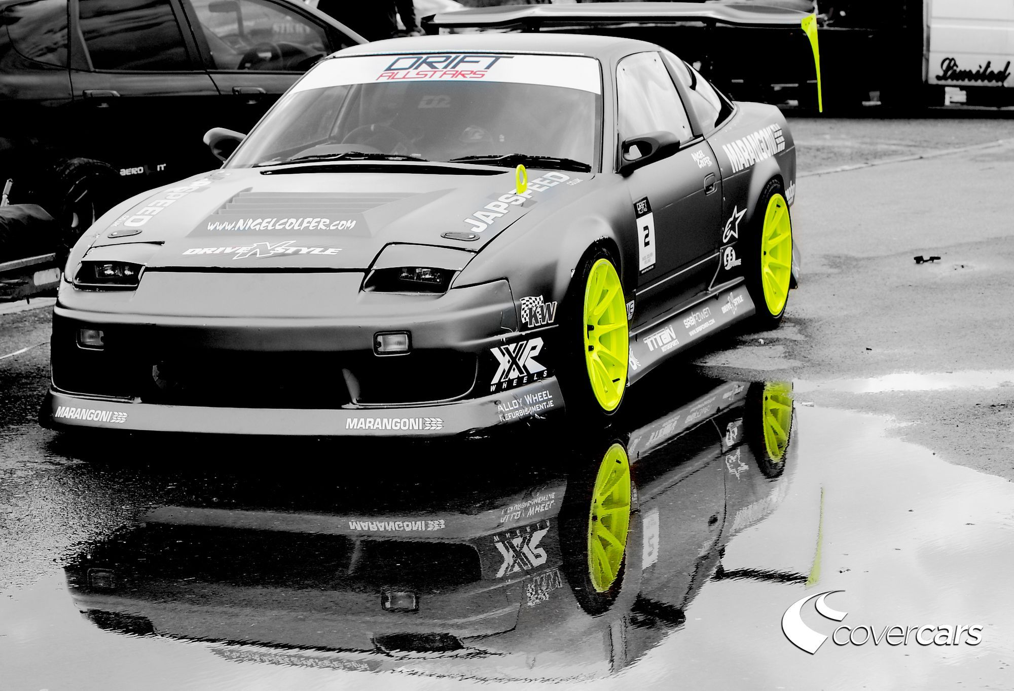 Nissan 180SX High Resolution Wallpaper