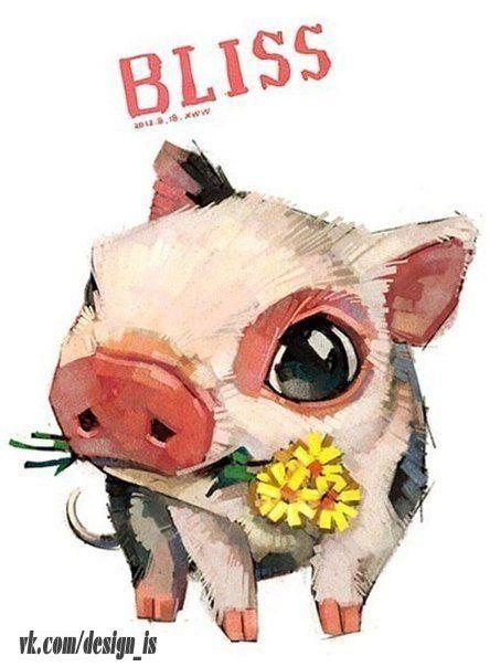 Иллюстрации Chinese Duo Xue Wawa