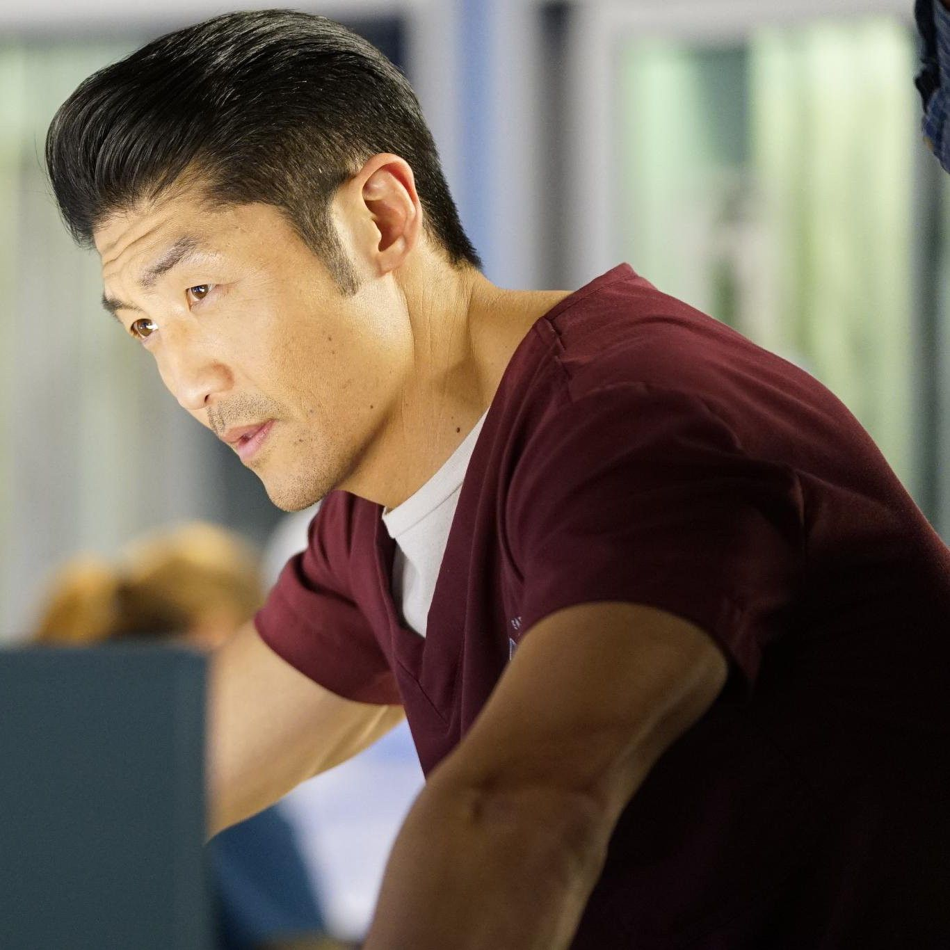 Brian Tee as Dr  Ethan Choi (Chicago Med) | MaleCelebs in
