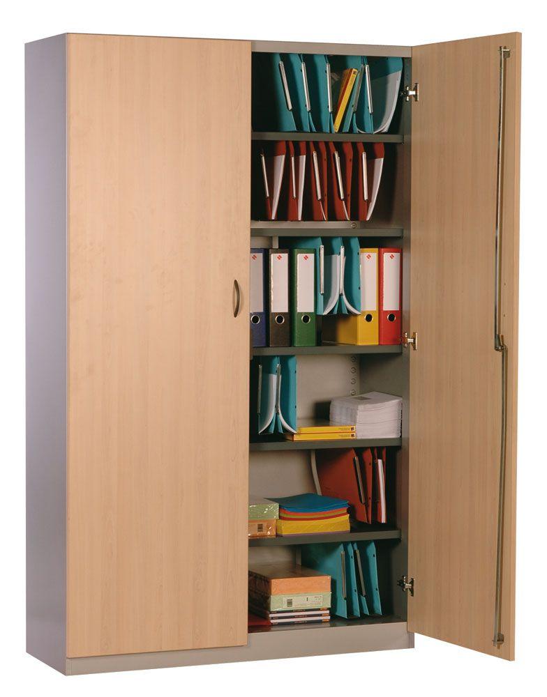 Armoire Bureau Armoires De Bureau Bois Et Acier Anjou Tlerie Fabriquant De Tall Cabinet Storage Table Design Storage Cabinet