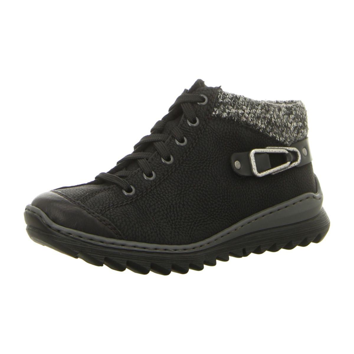 NEU  Rieker Stiefeletten M6238-01 - schwarz -   Schuhe   Accessoires ... e83dee7e79