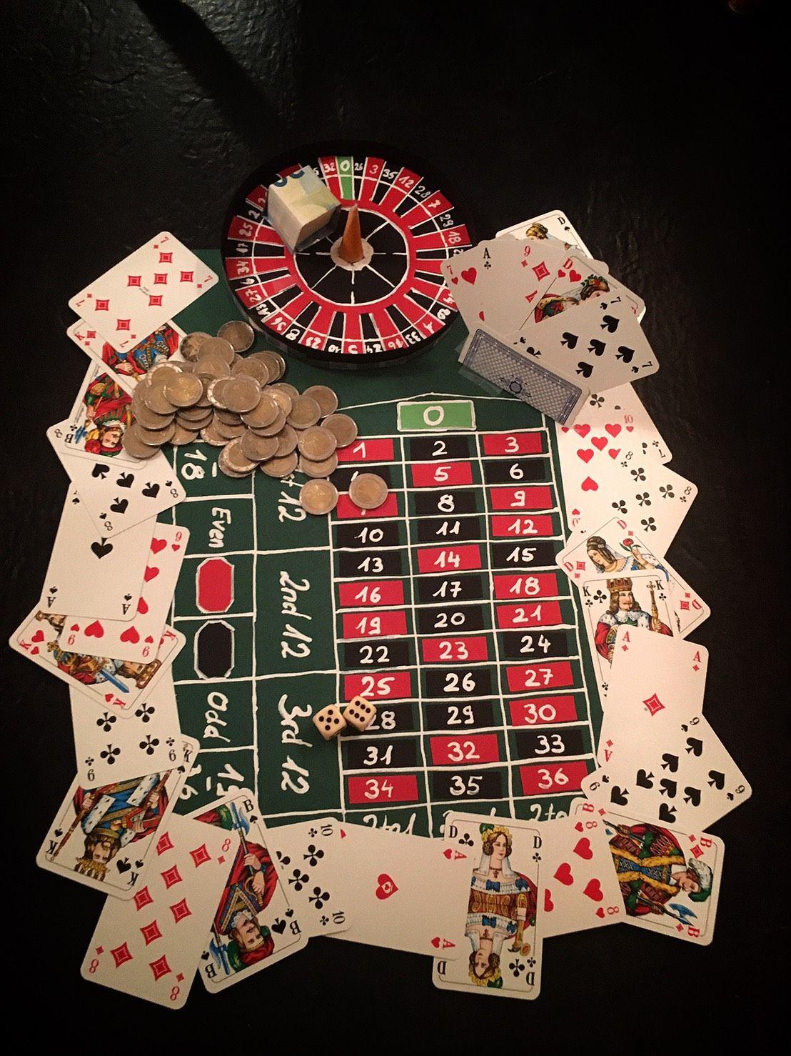 Casino Gutschein Verpacken