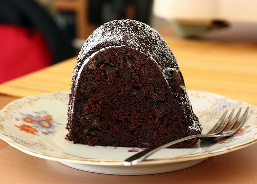 Chocolate chocolate bundt cake recipe