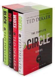 ted dekker circle series graphic novels