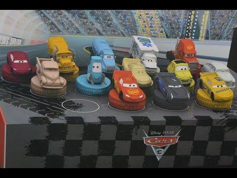 Kinder Lego Fan Autá 3 Pečiatky Billa Cars 3 Car 3 Cars Lego A Car