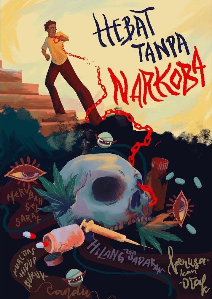 720 Ide Poster Anti Narkoba Poster Antinarkoba Com Di 2021 Poster Desain Poster Poster Agama