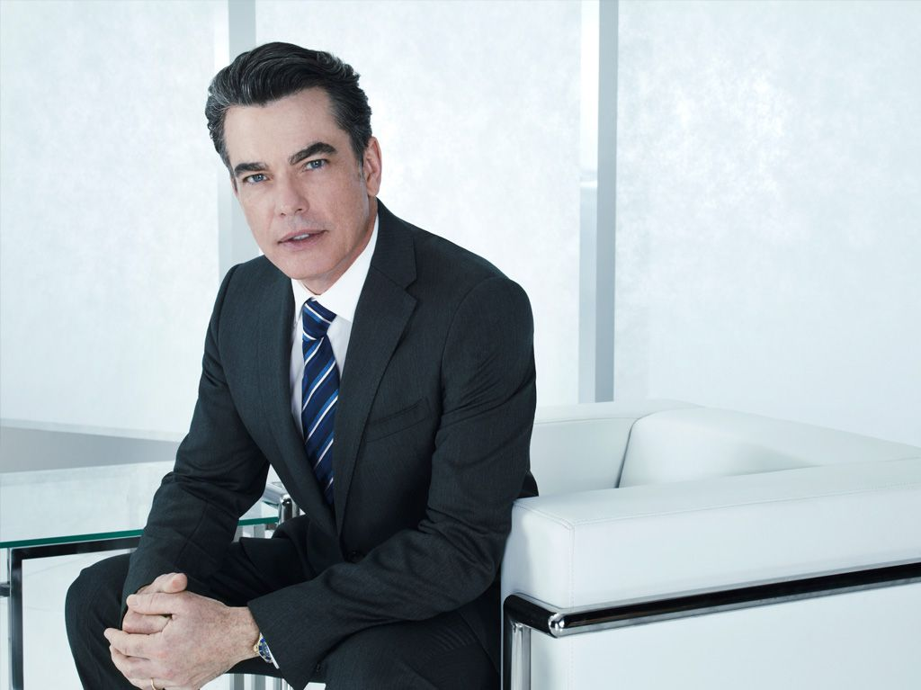 Peter Gallagher as Arthur Campbell. Image via USA Network.