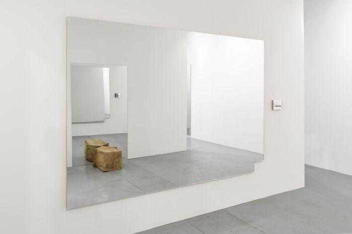 Michelangelo Pistoletto at VNH Gallery