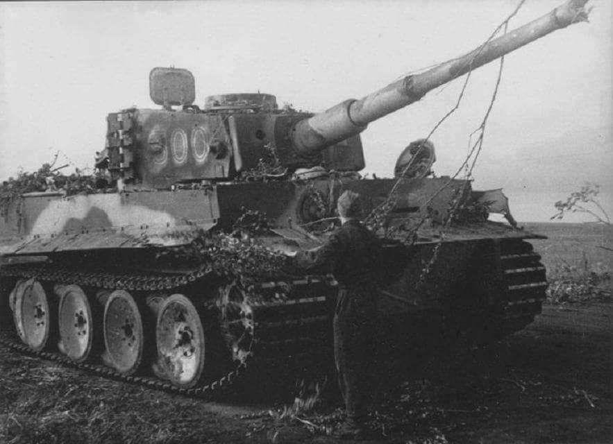 Panzer Tiger Bundeswehr